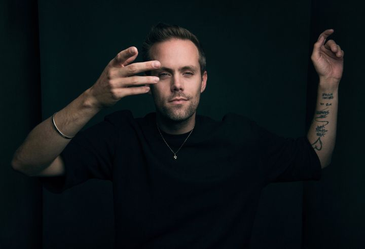 Justin Tranter has penned hits for Justin Bieber, Selena Gomez, Imagine Dragons and others.