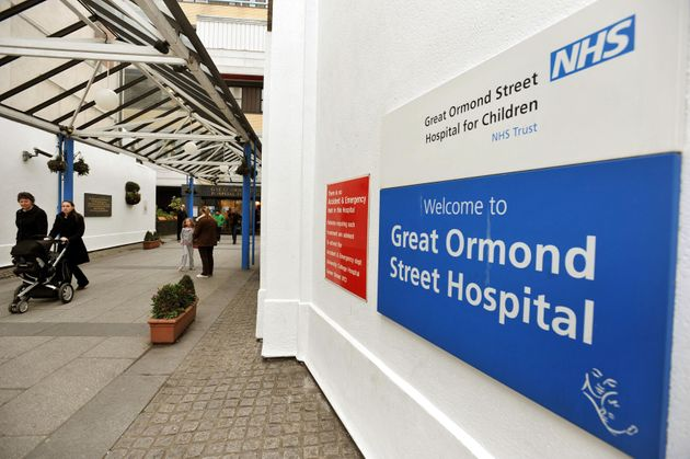 Great Ormond Street Hospital is one of two major children's hospitals to return Presidents Club donations...