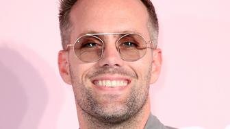 LOS ANGELES, CA - NOVEMBER 18:  Songwriter Justin Tranter attends Variety's 1st Annual Hitmakers Luncheon at Sunset Tower on November 18, 2017 in Los Angeles, California.  (Photo by David Livingston/Getty Images)