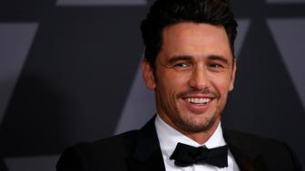 9TH Governors Awards – Arrivals – Los Angeles, California, U.S., 11/11/2017 - Actor James Franco. REUTERS/Mario Anzuoni