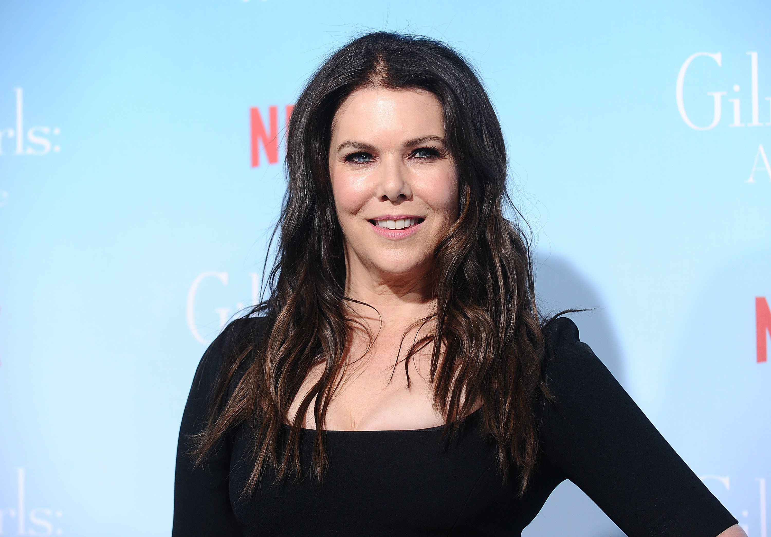 LOS ANGELES, CA - NOVEMBER 18:  Actress Lauren Graham attends the premiere of 'Gilmore Girls: A Year in the Life' at Regency Bruin Theatre on November 18, 2016 in Los Angeles, California.  (Photo by Jason LaVeris/FilmMagic)
