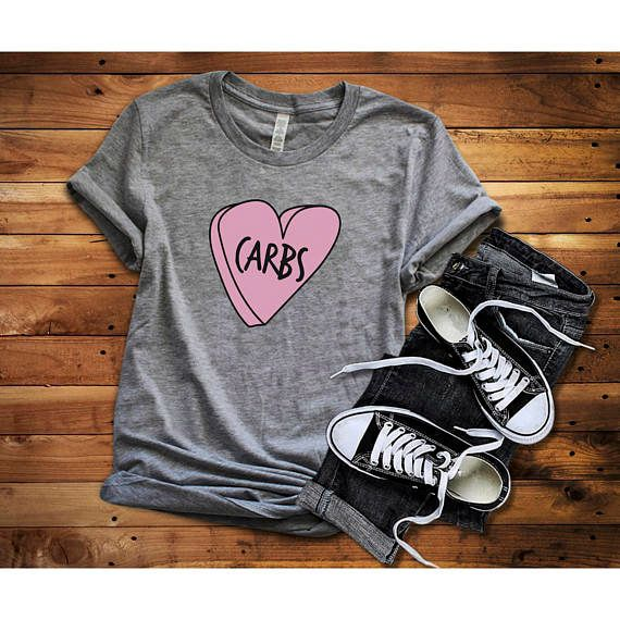 """Get it <a href=""""https://www.etsy.com/listing/569755590/carbs-funny-shirt-valentines-day-shirt?ga_order=most_relevant&ga_s"""