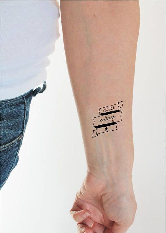 "Get it <a href=""https://www.etsy.com/listing/586115493/anti-valentines-day-temporary-tattoo-no?ga_order=most_relevant&amp;ga_"