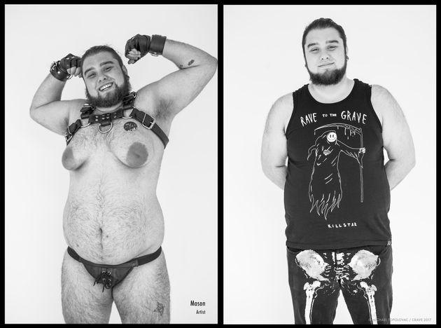 Estos íntimos retratos llevan tu parte 'sado' de la recámara a la