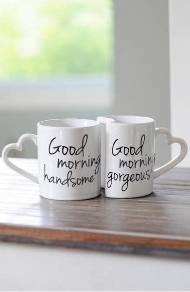 """I mean, how cute are these? And <a href=""""https://shop.nordstrom.com/s/cathys-concepts-good-morning-ceramic-coffee-mugs-set-of"""