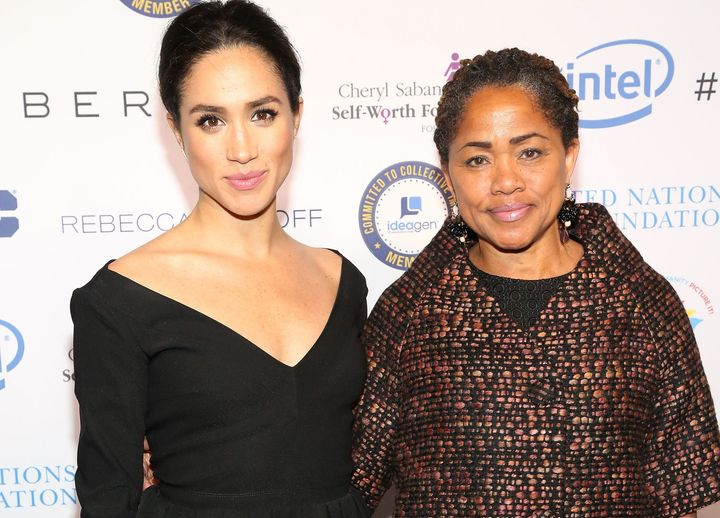 Meghan Markle reportedly wants her mom, Doria Ragland, to walk her down the aisle.
