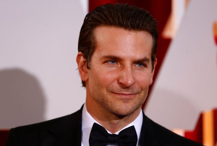 Bradley Cooper at the Academy Awards on Feb. 22, 2015.