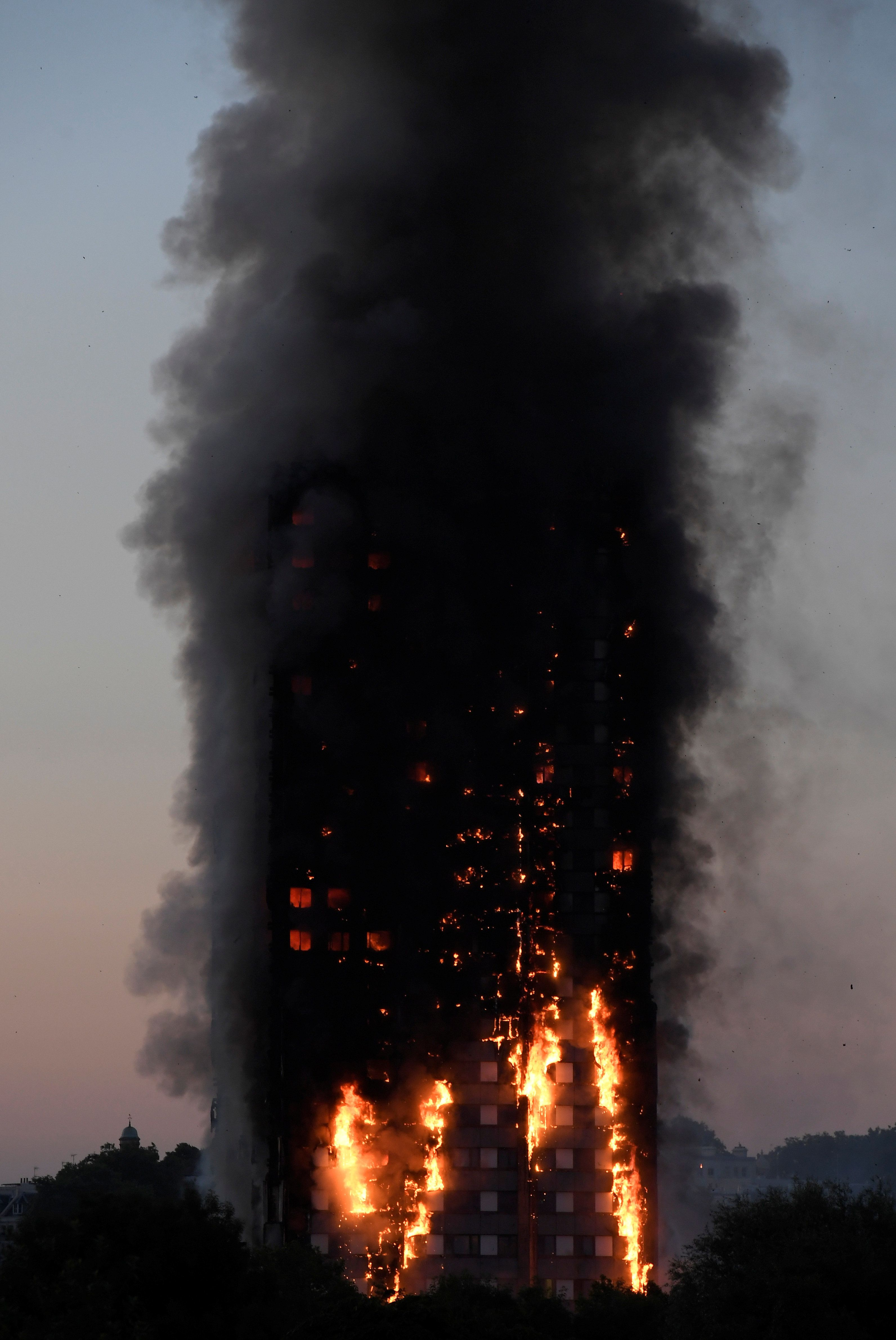 Woman Who Escaped Grenfell Inferno While Pregnant Gives Birth To 'Miracle'