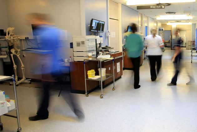 More Nurses Are Leaving The NHS Than Joining, Report