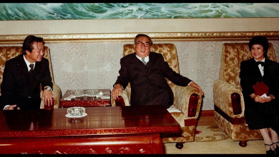40년 전, 김정일은 한국의 영화감독과 여배우를