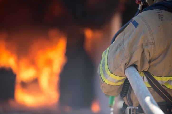 Schüler legen Brand im Krankenhaus – aus einem absurden Grund