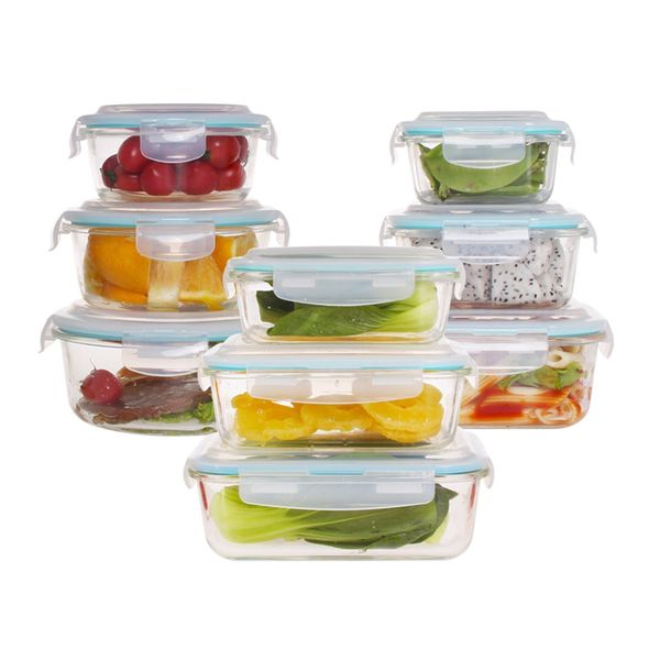 Becauseglass food storage containers are more sustainable than plastic ones, treating yourself to a new set is the best