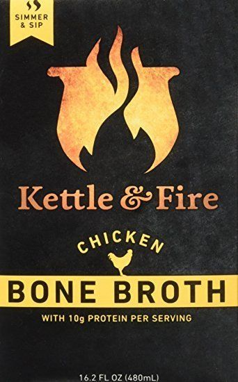 Because most of us are busy professionals with little time to simmer homemade bone broth for more than 20 hours,it's OK