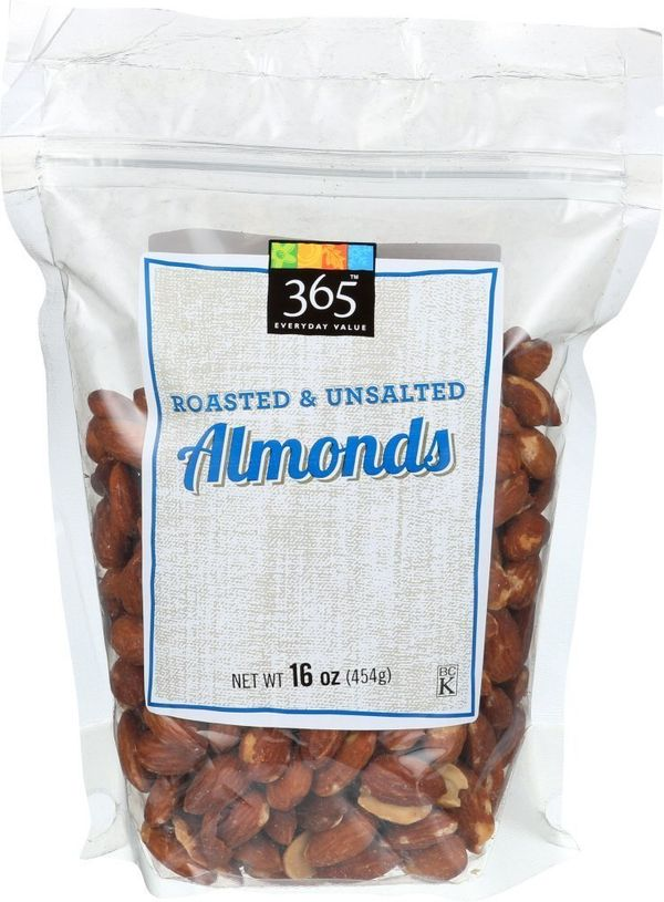 Though you can't have peanuts and other legumes on Whole30, you can have true tree nuts like hazelnuts, walnuts and almonds.