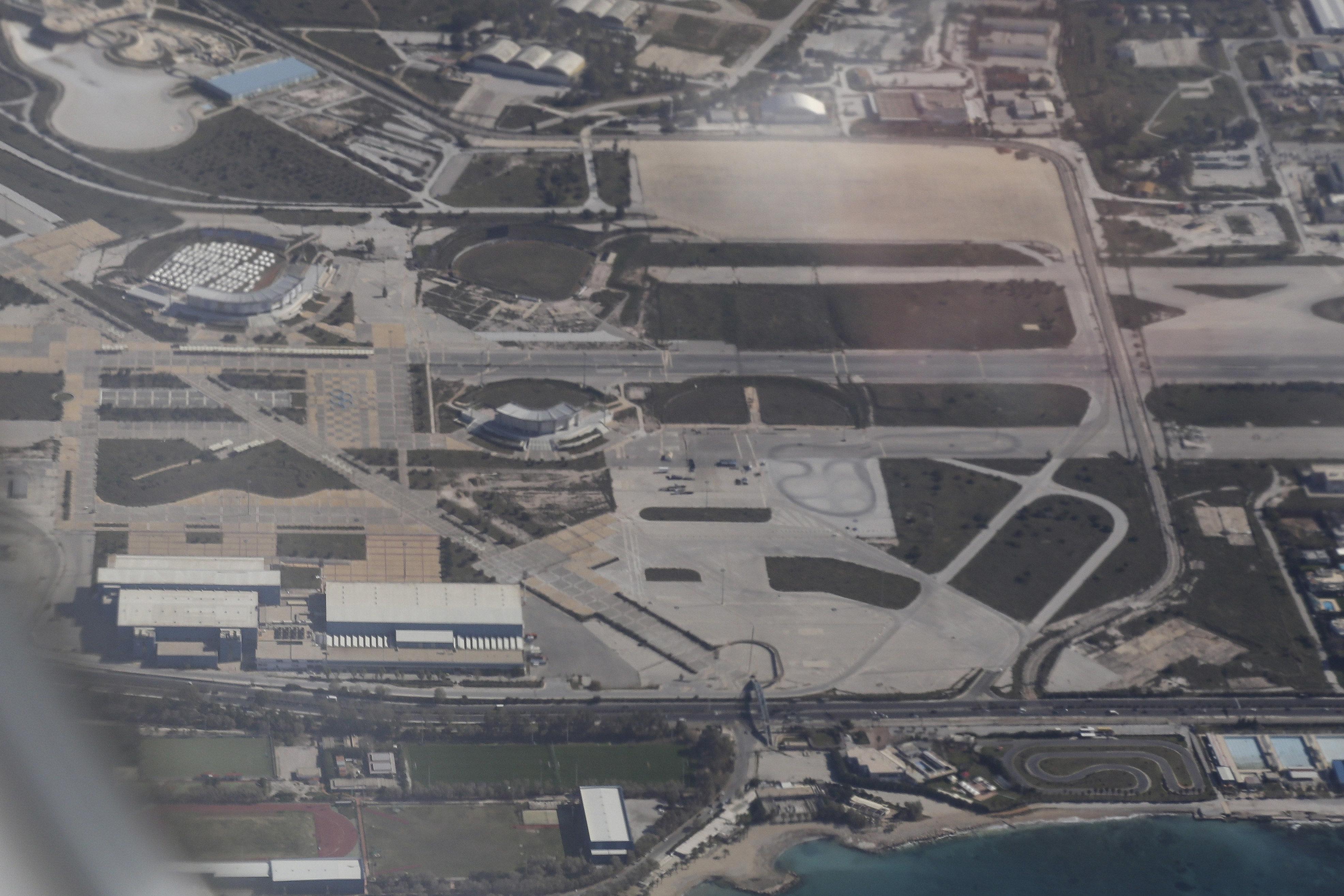 ΣτΕ για Ελληνικό: Μη διατηρητέα κτίρια ο πύργος ελέγχου και η αίθουσα