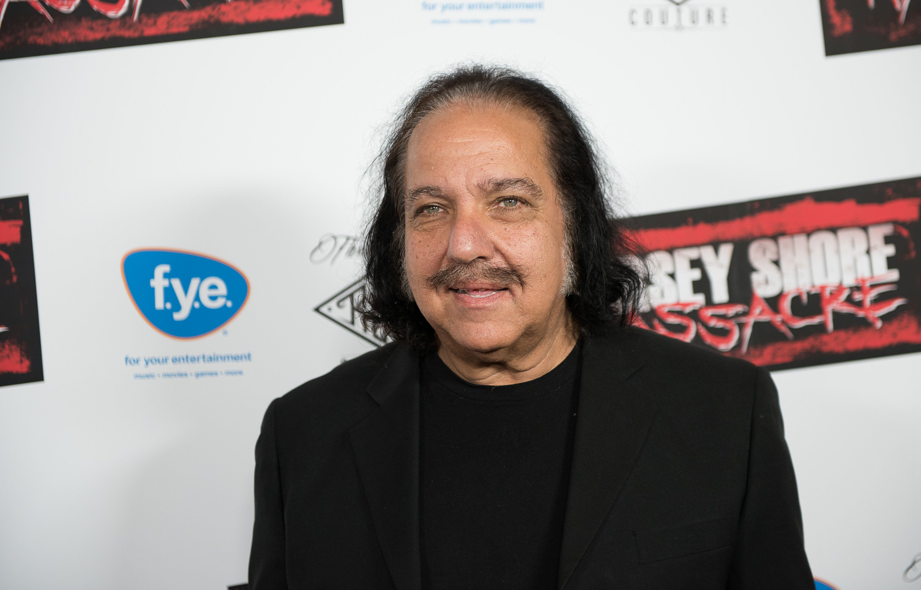 NEW YORK, NY - AUGUST 19:  Adult film actor Ron Jeremy attends the 'Jersey Shore Massacre' New York Premiere at AMC Lincoln Square Theater on August 19, 2014 in New York City.  (Photo by Dave Kotinsky/Getty Images)