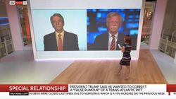 Ex-US Ambassador Calls Kay Burley A 'Munchkin' For What She Says About Donald