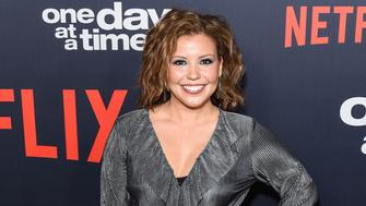 HOLLYWOOD, CA - JANUARY 24:  Justina Machado attends Netflix's 'One Day at a Time' Season 2 Event at ArcLight Hollywood on January 24, 2018 in Hollywood, California.  (Photo by Presley Ann/Patrick McMullan via Getty Images)