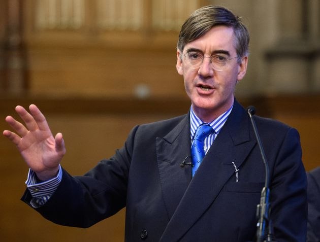 Arch-Brexiteer Jacob Rees-Mogg has made a dramatic