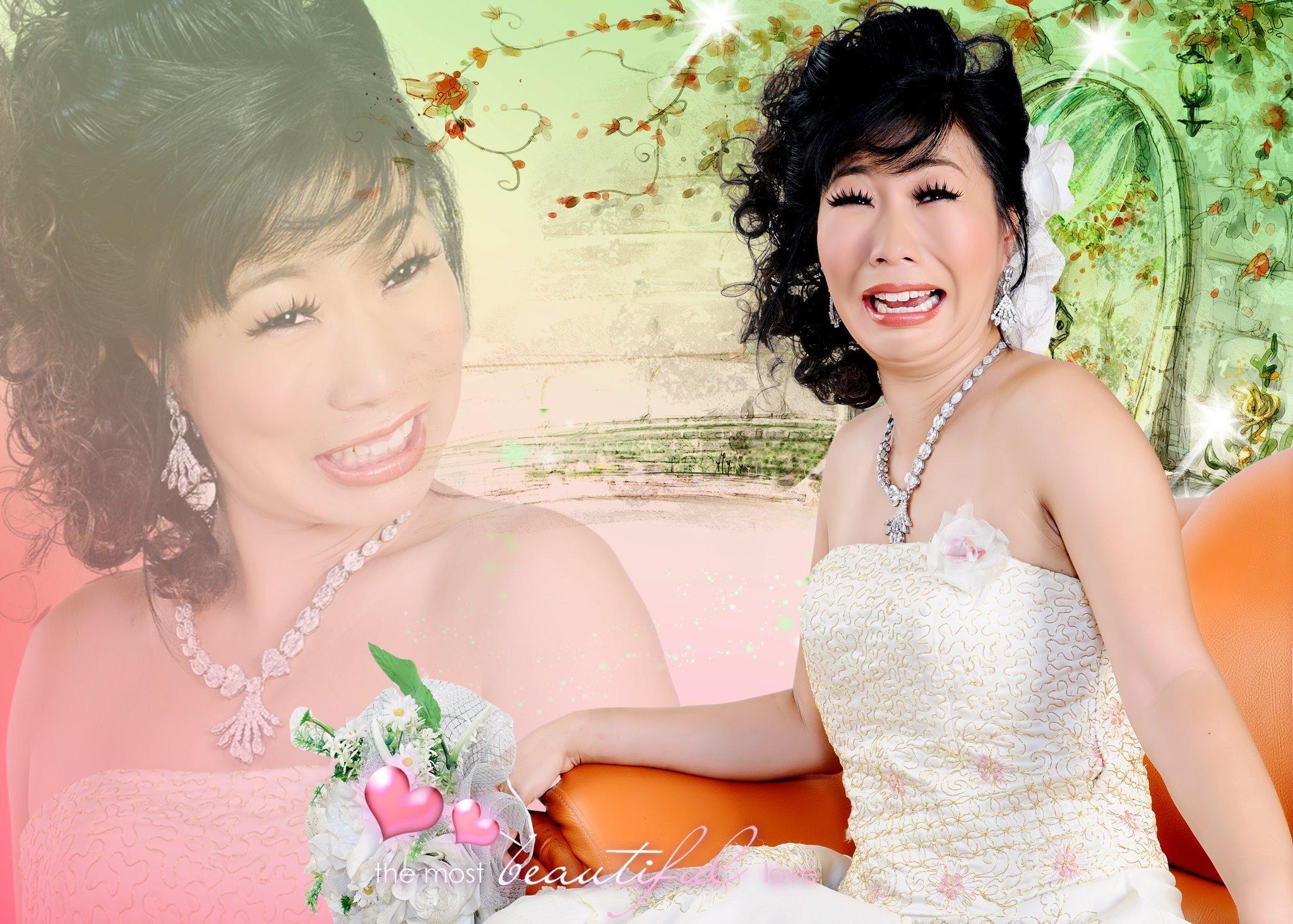 Lady love asian