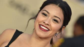 LOS ANGELES, CA - JANUARY 21:  Actress Gina Rodriguez attends the 24th Annual Screen Actors Guild Awards at The Shrine Auditorium on January 21, 2018 in Los Angeles, California.  (Photo by Axelle/Bauer-Griffin/FilmMagic)