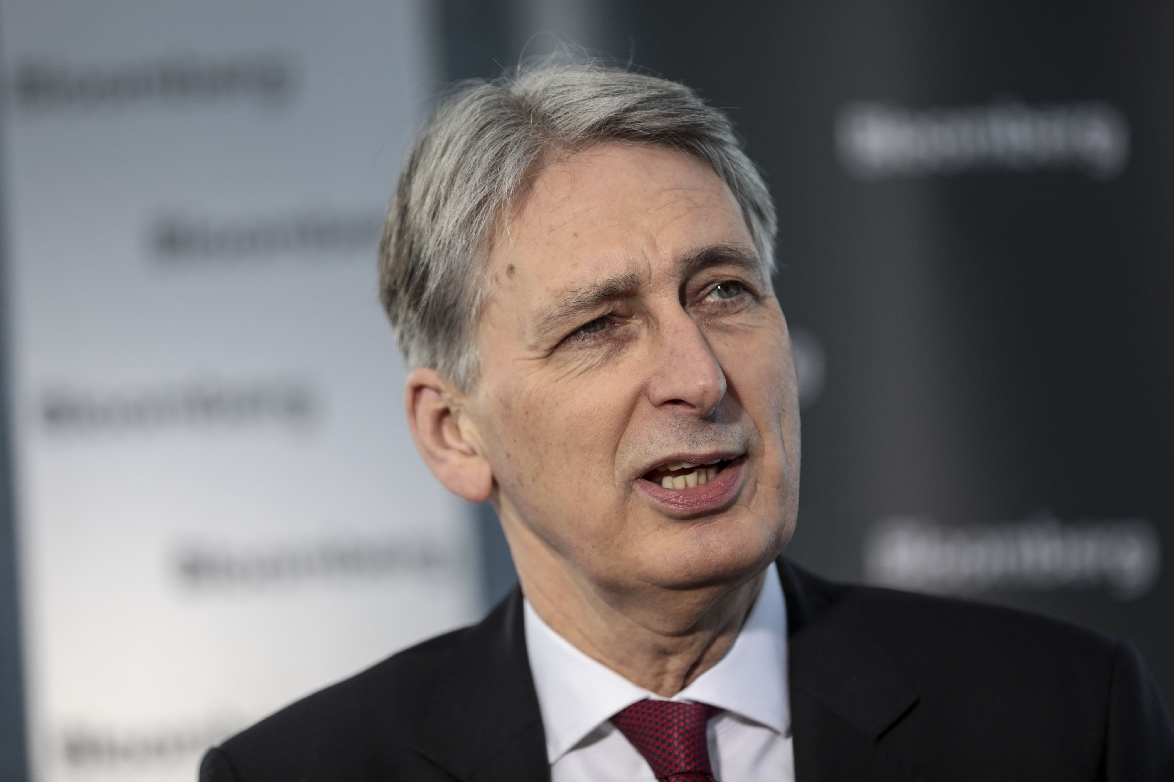 Backbench Tory Revolt Over Chancellor's 'Very Modest' Brexit