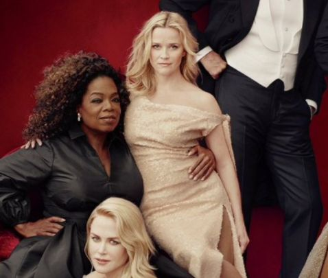 Reese And Oprah's 'Extra Limbs' On Vanity Fair's Cover Are Freaking People Out