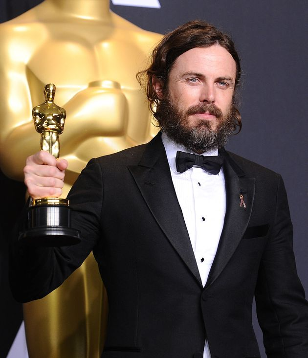 Casey Affleck at last year's
