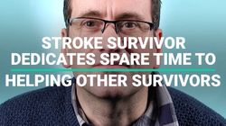 Why I Dedicate My Spare Time To Helping Other Stroke