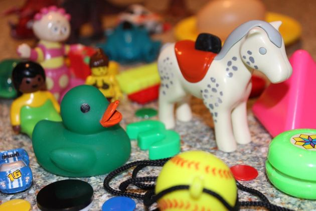 Old Plastic Toys Could Pose A Risk To Children's