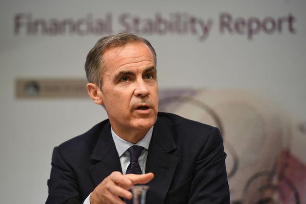 Bank of England Govenor Mark