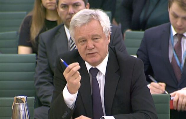 Brexit Secretary David