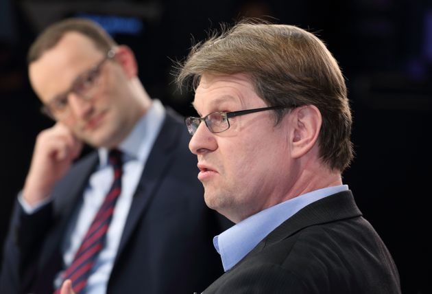 Jens Spahn und Ralf