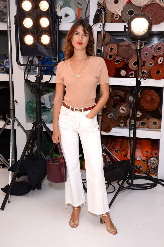How To Wear White Trousers Without Fearing