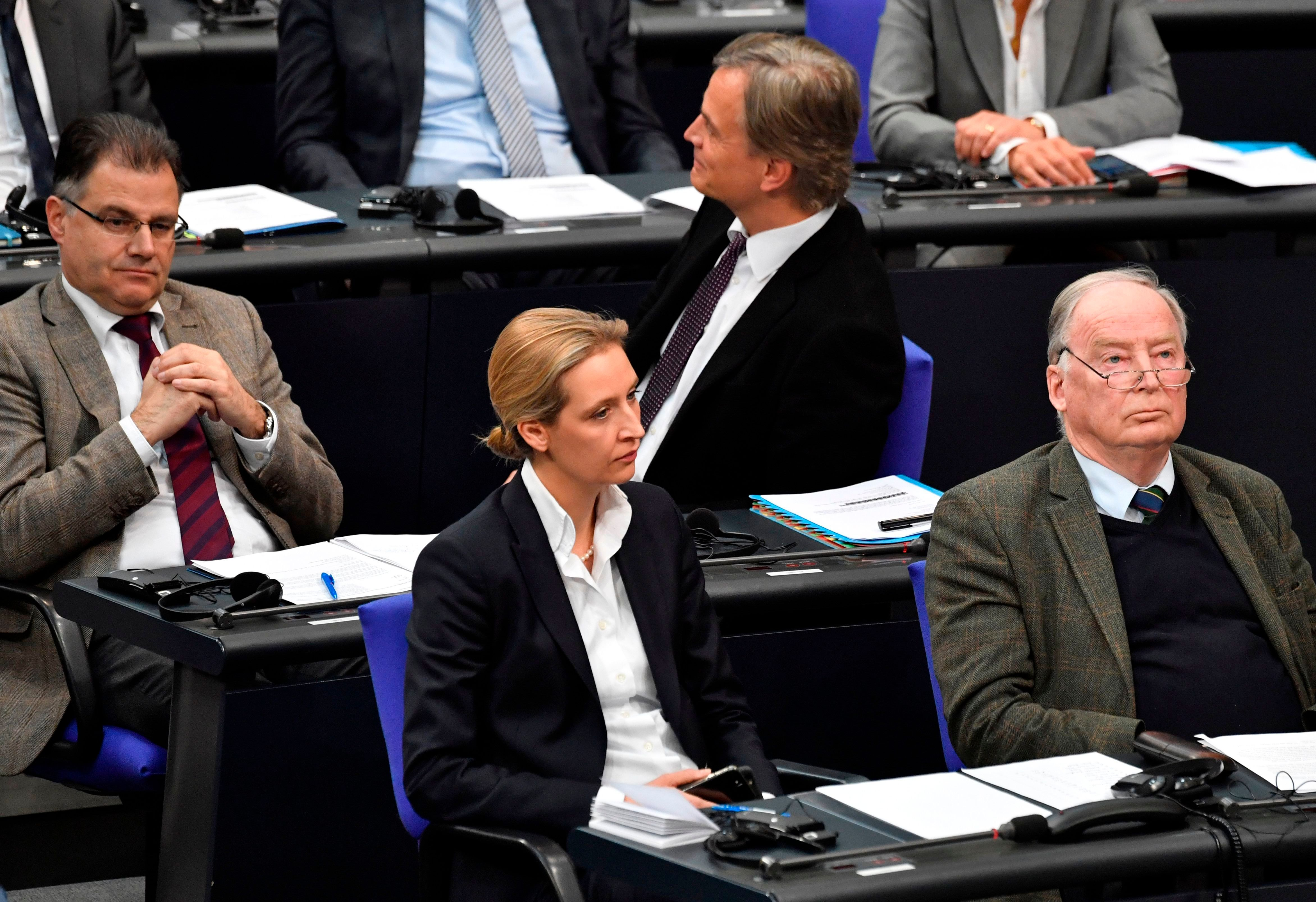 Στο AfD η προεδρία τριών Επιτροπών της γερμανικής Βουλής. Τι σημαίνει αυτό για την