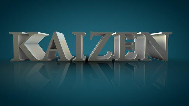 Η μέθοδος Καϊζέν για συνεχή