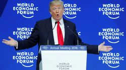 Trump Booed At Davos For Slamming 'Nasty.. Vicious.. Fake'