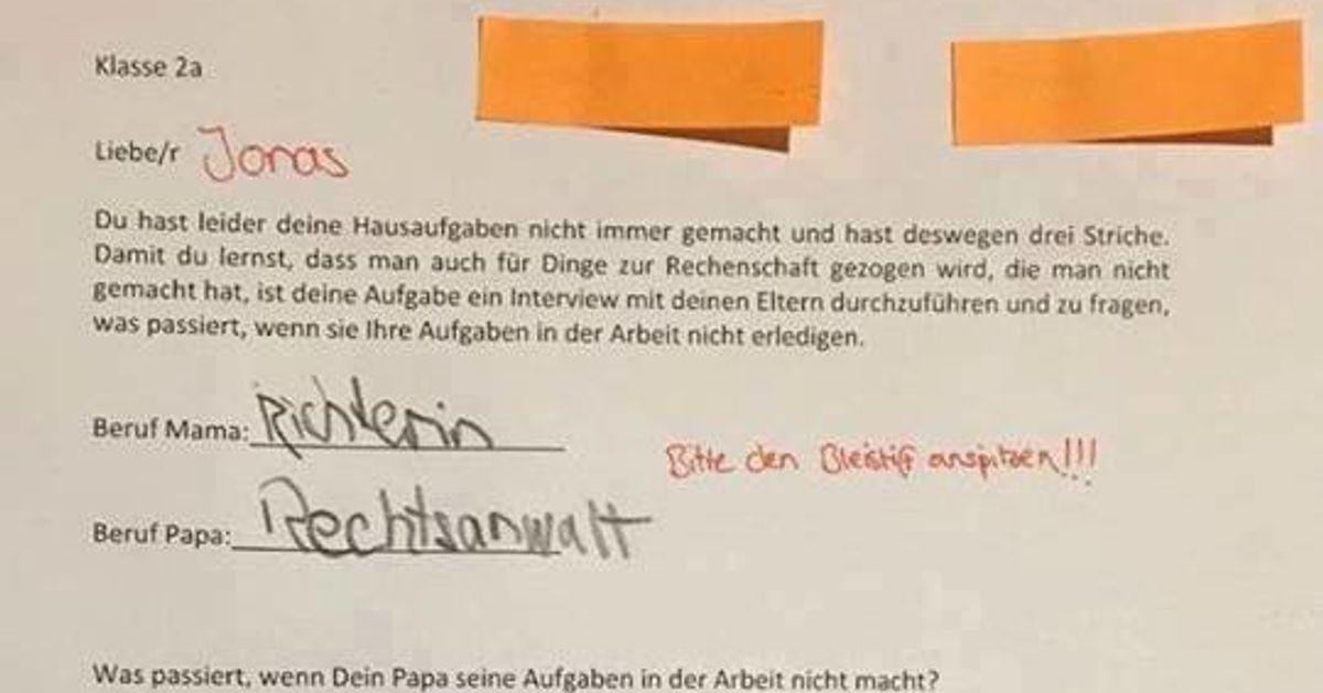 Groß Hausaufgabenvorlagen Für Lehrer Zeitgenössisch ...