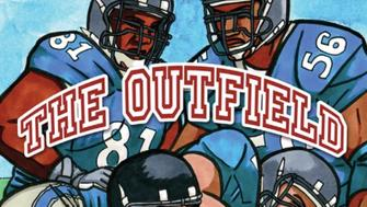 The Outfield is a collection of sports cartoons