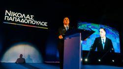 Η Νέα Στρατηγική του Νικόλα Παπαδόπουλου και η αποκατάσταση της μεσαίας