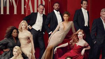 The latest Vanity Fair cover as some bizarre photoshop fails