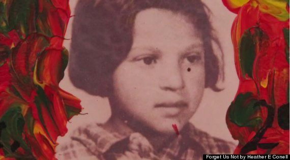 Ceija Stojka was 10 years old when she was sent to the first of three concentration