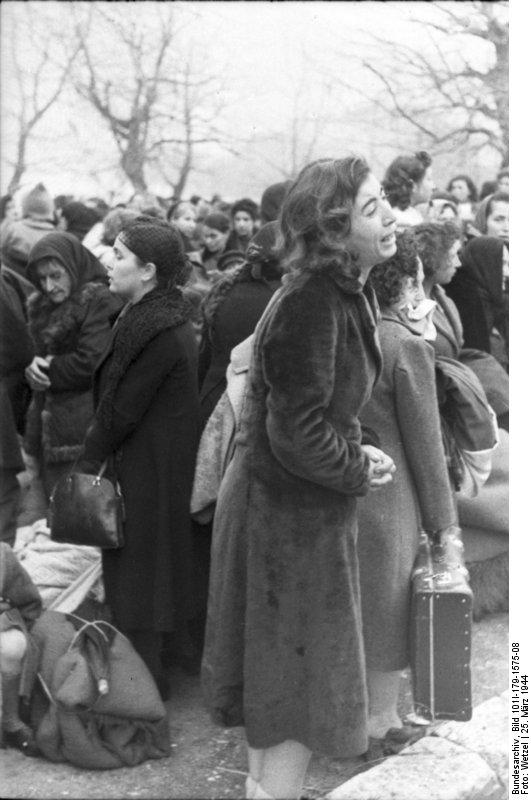 Η καταστροφή της εβραϊκής κοινότητας των