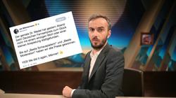 Jan Böhmermann fällt ein vernichtendes Urteil über den Deutschen Fernsehpreis
