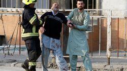 'It's A Massacre': Massive Car Bomb Blast In Kabul Kills Scores Of