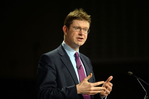 Business Secretary Greg Clark said Britain was 'absolutely, unambiguously' leaving the