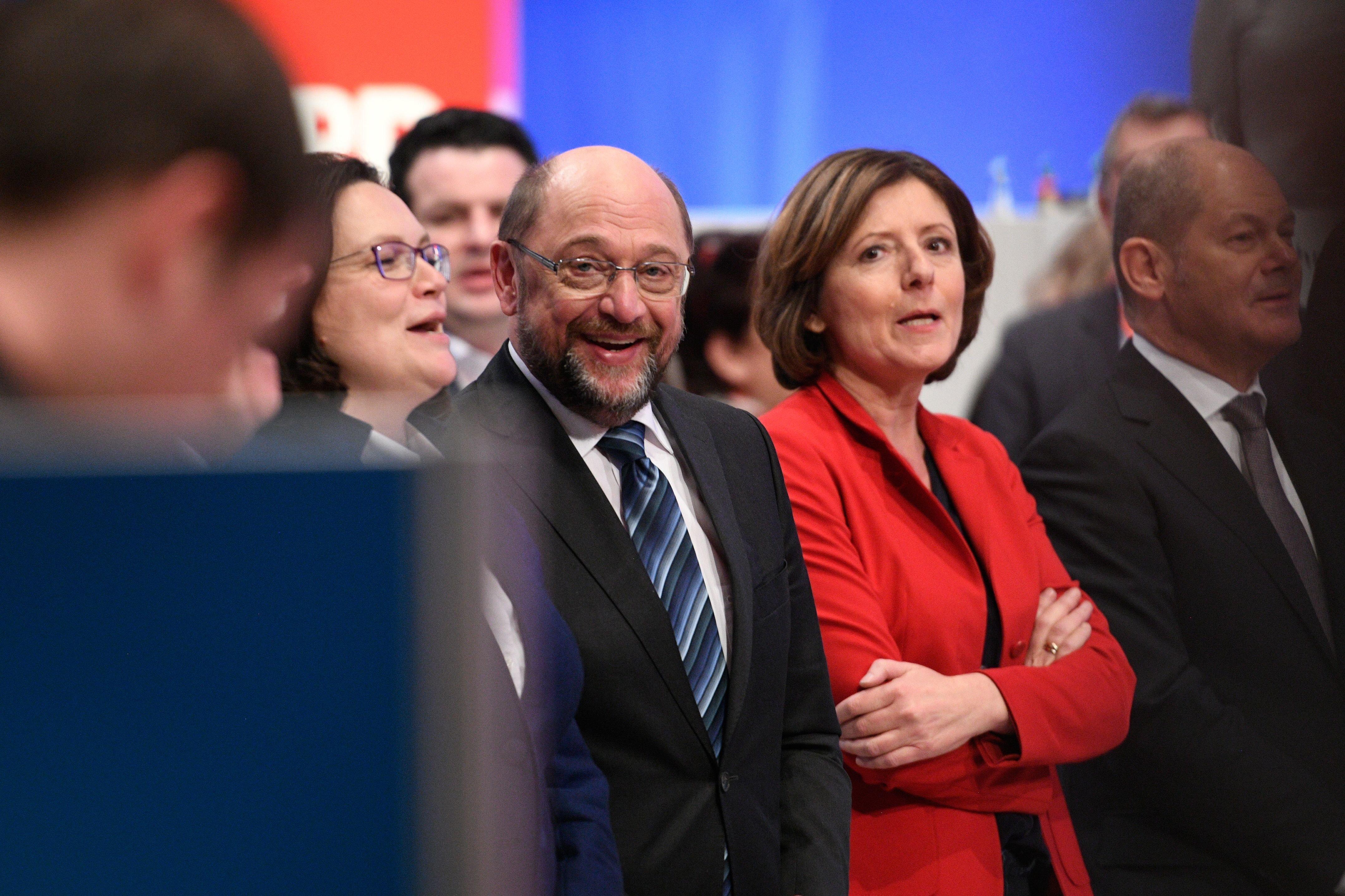 Spiegel: Ο Σουλτς πιθανός νέος υπουργός Οικονομικών της