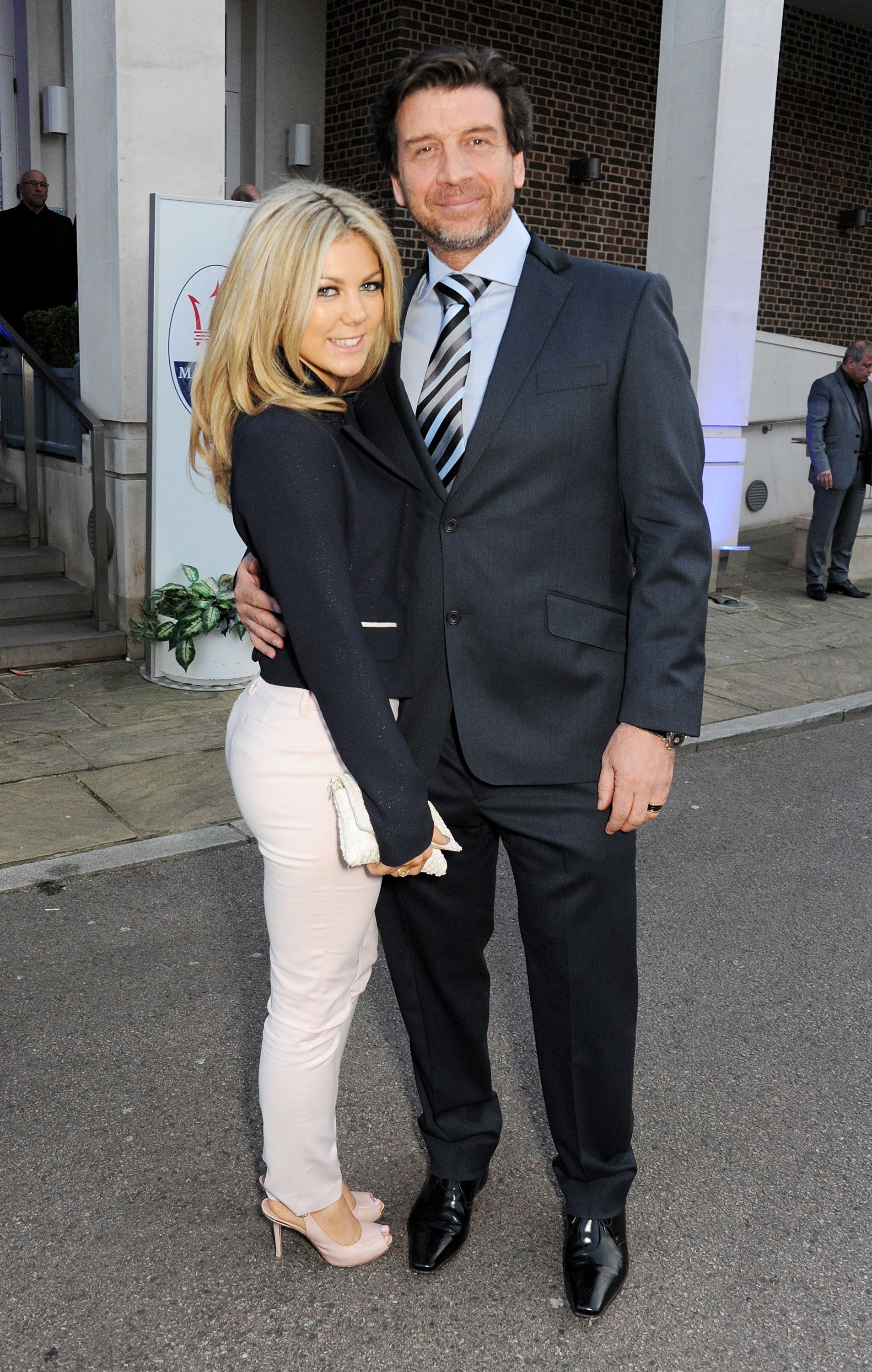 Nick Knowles Responds To Abuse Allegations Made By Wife Jessica
