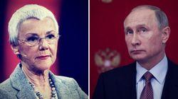 Wie Ex-ARD-Journalistin Krone-Schmalz Russlands Politik beschönigt