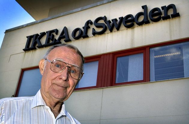 Ikea Founder Ingvar Kamprad Dies At